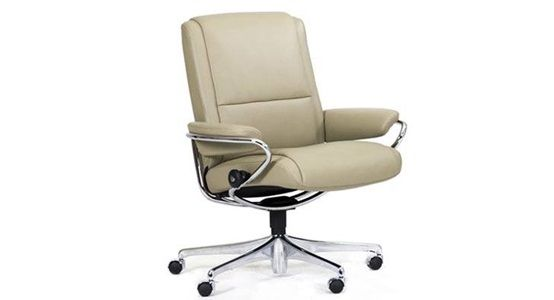 Ekornes Stressless Paris Low Back Office Chair