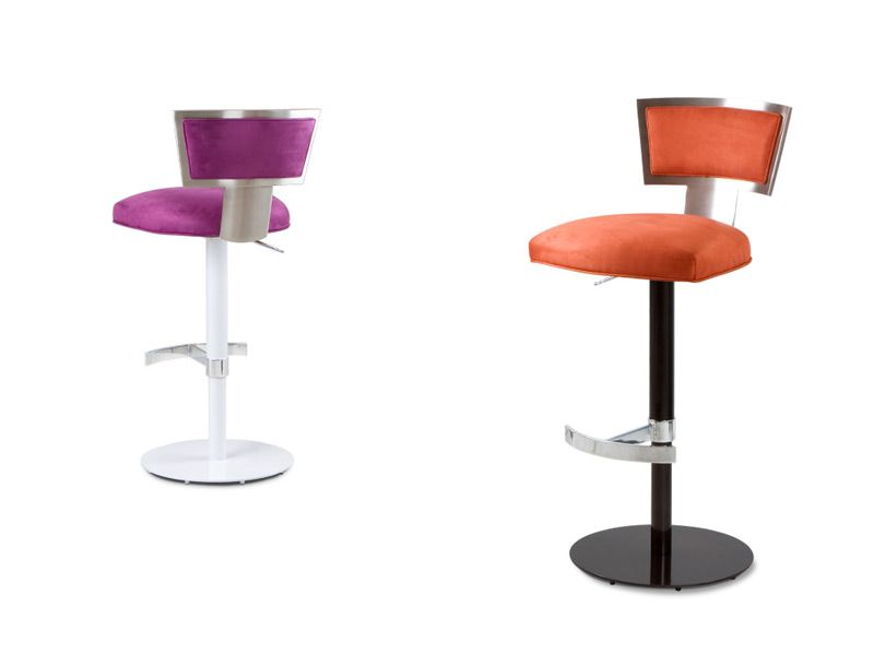 Elite Pharaoh Swivel Hydraulic Barstool 480B