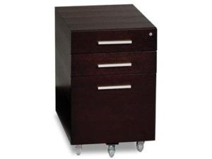 BDI Sequel Low Mobile Pedestal File 6007-2