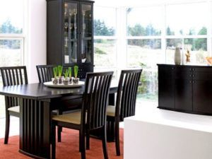 Skovby SM19 Expandable Dining Room