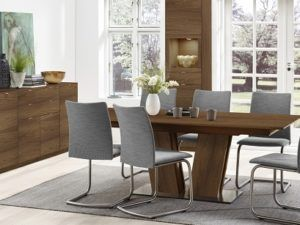 Skovby SM39 Expandable Dining Room