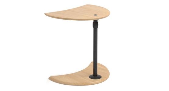 Stressless USB Table A Glass/Beech