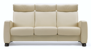 Ekornes Stressless Arion High Back Sofa