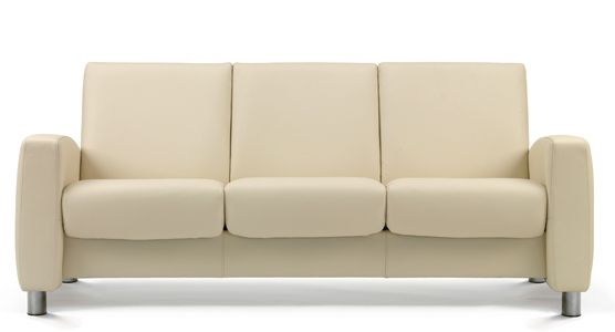 Ekornes Stressless Arion Low Back Sofa