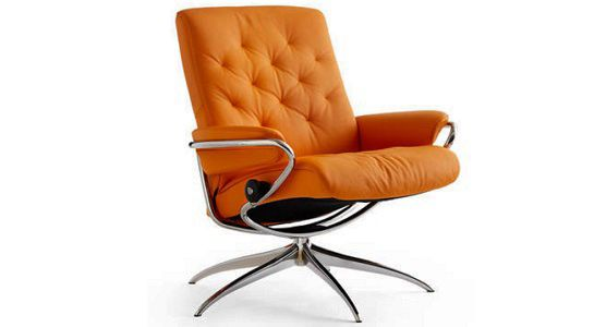 Ekornes Stressless Metro Low Back Recliner