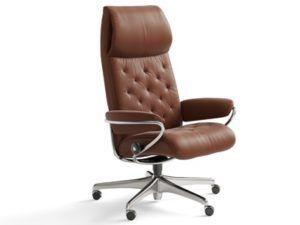 Ekornes Stressless Metro High Back Office Chair