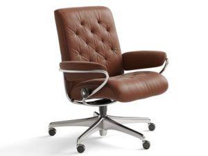 Ekornes Stressless Metro Low Back Office Chair