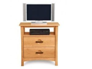 Copeland Berkeley 2-Drawer + TV Organizer