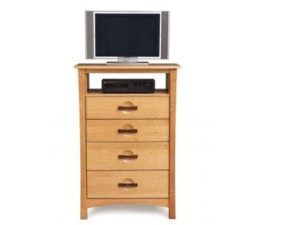 Copeland Berkeley 4-Drawer Chest + TV Organizer