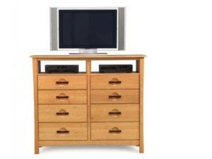 Copeland Berkeley 8-Drawer + TV Organizer