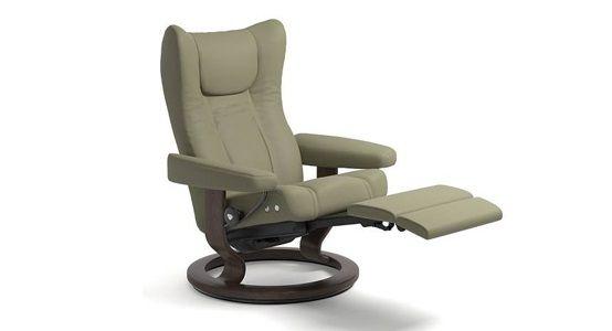 Ekornes Stressless Wing Classic LegComfort Recliner