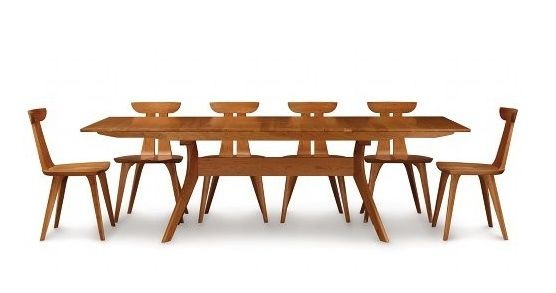 Copeland Audrey Extension Table in Cherry