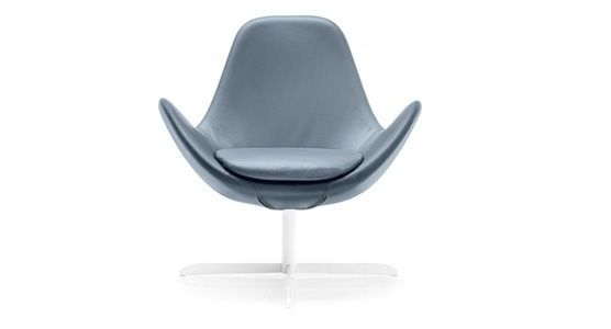 Calligaris Electa Swivelling Arm Chair