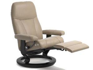Ekornes Stressless Consul Classic LegComfort Recliner