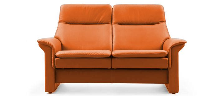 Ekornes Stressless Saga High Back Loveseat