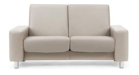 Ekornes Stressless Pause Low Back Loveseat