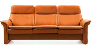 Ekornes Stressless Saga High Back Sofa