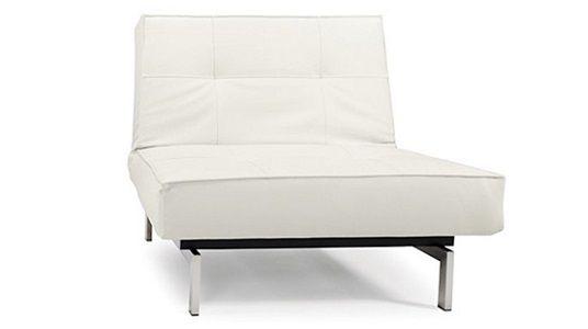 Innovation Splitback Chair Stainless Steel