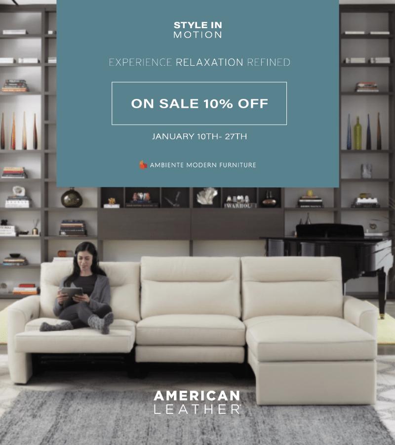 Modern Furniture Store in Raleigh North Carolina