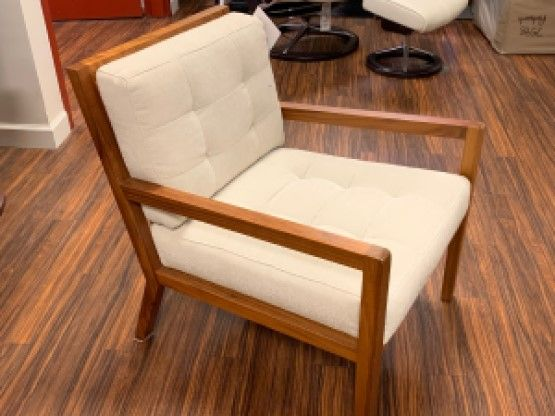 American Leather Aiden Chair Raleigh Store Ambiente Modern